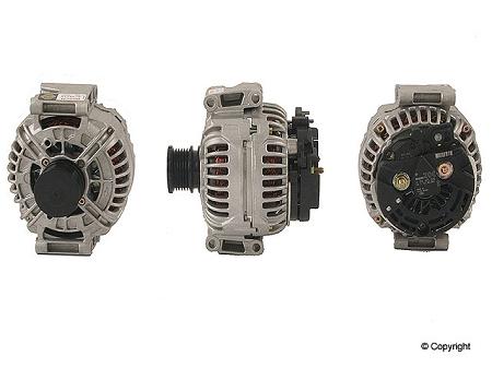 2001 - 2006 Rebuilt Bosch 200 Amp Alternator for models with