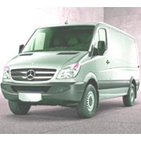 2007 - 2012 Sprinter 2500 Hitches & Wiring Kits