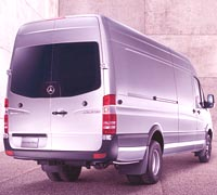 2007 - 2012 Sprinter 3500 Hitches  & Wiring Kits