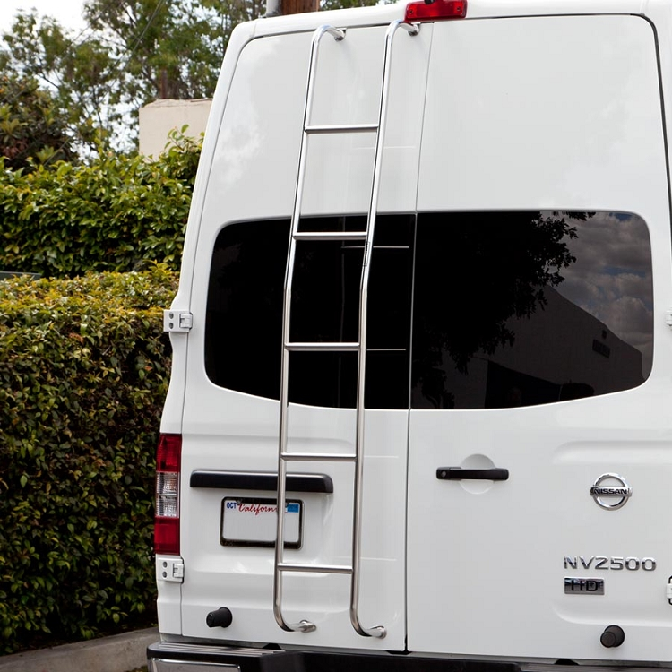 2019 Nissan NV 1500, 2500 Or 3500 High Roof Rear