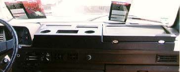 Digital dash console Vanagon Hacks Mods m