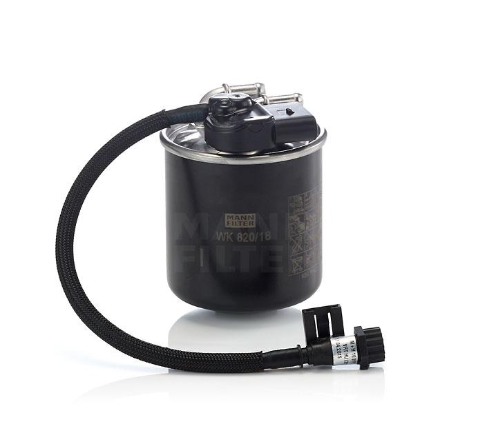 sprinter fuel filter location