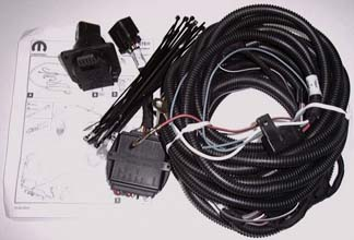 sprinter oem 7 pin factory wiring kit 2007 2015 all models zoom