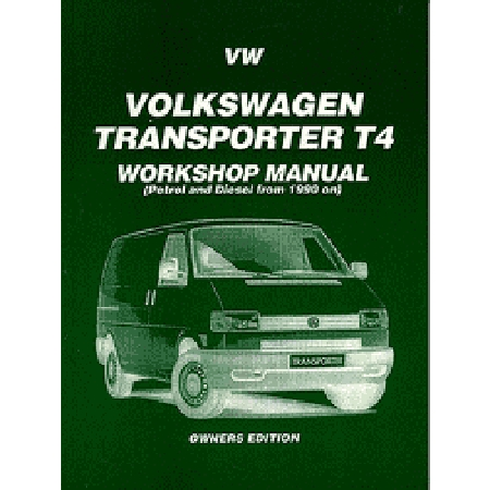 1992 1995 eurovan vw t4 workshop manual rh eurocampers com VW Caravelle 9 Seater 4x4 VW Caravelle
