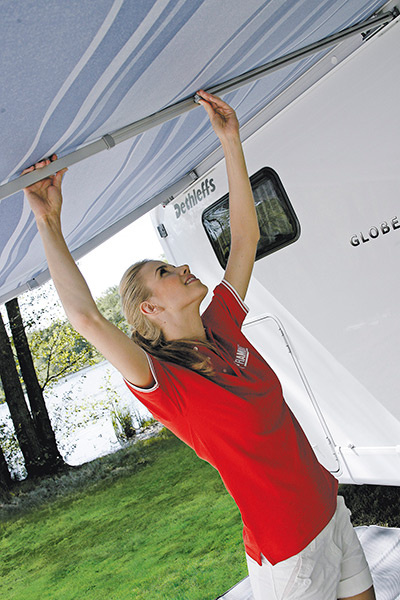 Center Rafter For Fiamma F45 And F65 Awnings