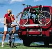 Vanagon Fiamma Hatch Mount Bike Racks