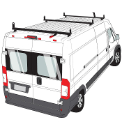 Ram ProMaster H3 Style Aluminum Roof Rack Systems