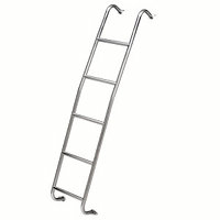 Nissan NV Rear Door Ladders