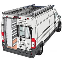 ProMaster Van Equipment