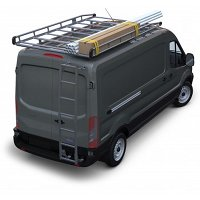 AluRack & ErgoRack for Ford Transit by Prime Design