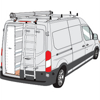 Ford Transit H3 Roof Rack Systems