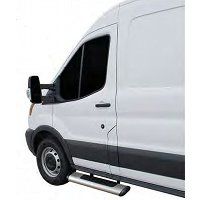Ford Transit Cab Steps, Rear Steps & Running Boards
