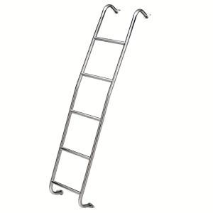 2007 - 2018 Sprinter Rear Ladder - Standard Roof Driver's Side Rear