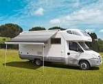 Fiamma F65S Awning with Polar White Case 2.9m (9'6