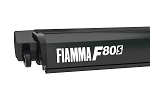Fiamma F80S Awning with Deep Black Case 3.2m (10'6