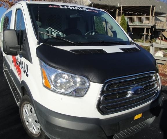 2016 Ford Transit Van Full Hood Bra