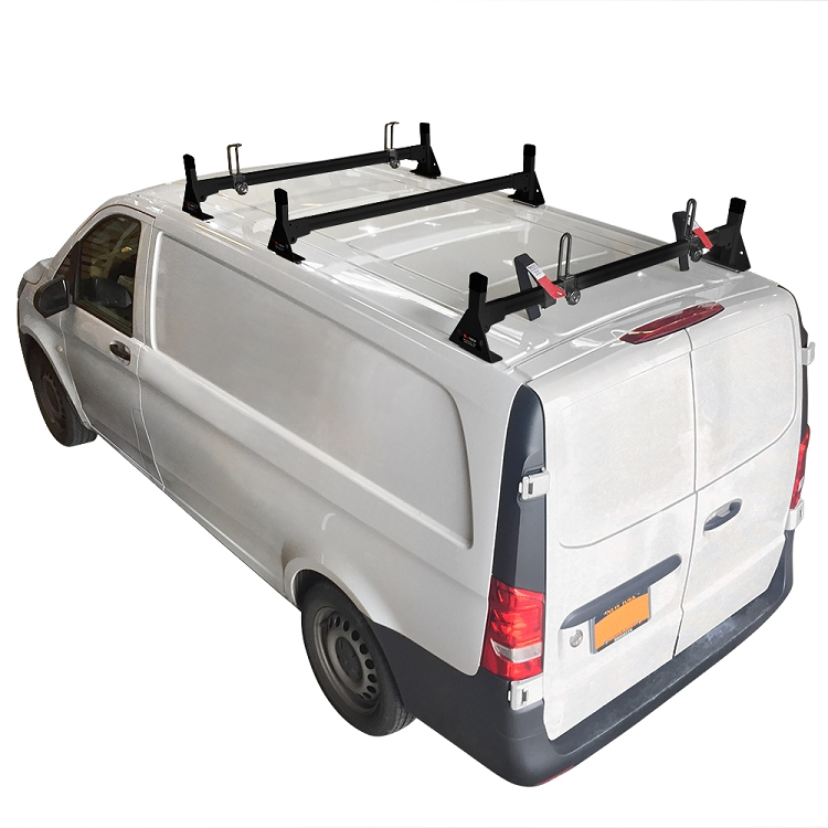 racks heavy realtruck rack vantech duty van com