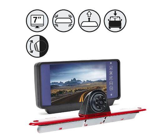 Backup Camera System For 2007 2018 Sprinter Vans