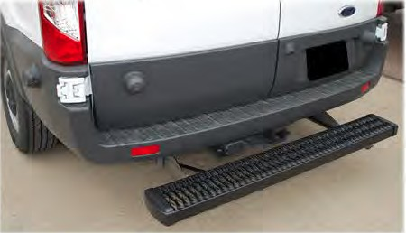 2015 2018 Ford Transit Rear Grip Step
