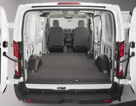 Vanrug Cargo Mat For 2015 2018 Ford Transit 150 Amp 250