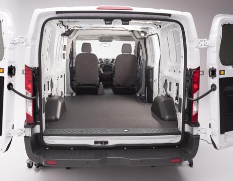 vantred cargo mat for 2015 2018 ford transit 150 250 350 148 wheelbase extended van. Black Bedroom Furniture Sets. Home Design Ideas