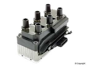 1997 - 2000 EuroVan Igniton Coil Pack - Huco, Beru or Bremi  2.8L AES engine