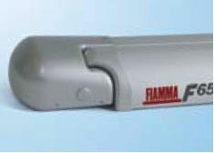 Fiamma F65S 12 volt motor kit - Polar White, fits left side of awning only