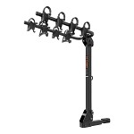 CURT 4 Bike Hitch-Mounted Bike Rack for 1.25