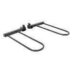 CURT Tray-Style Bike Rack Cradles for Fat Tires 2pc set - *Free Shipping!