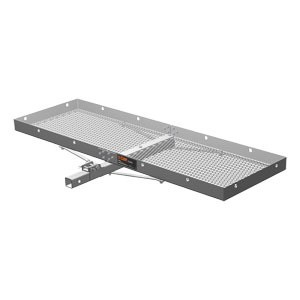 "Curt 2"" Folding Receiver *Aluminum Tray-Style Cargo Carrier 60"" x 20"" x 2 3/4"" - Free Shipping!*"
