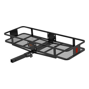 "CURT 2"" Receiver mount Folding Basket-Style Cargo Carrier 60"" x 20"" x 6"" - *Free Shipping!"