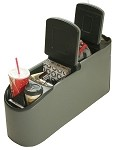 Deluxe Mini Van Floor Consoles  - Furniture for Your Vehicle, choose grey, black or taupe