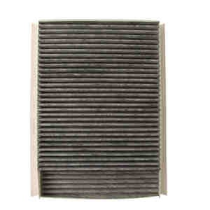 2016 - 2018 Mercedes Metris Cabin Air Filter - rear A/C location