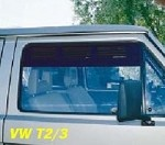 1980 - 1991 Vanagon Airvent Cab Window Set (Includes both sides)