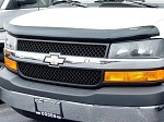 2003 - 2017 Chevy Express & GMC Savana Van Stone & Bug Deflector