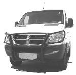 Grill Guard for 2007 - 2013 Sprinter - *Free Freight! **fits over original factory bumper only
