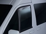 2010 - 2013 Ford Transit Connect Wind & Rain Deflectors (Light Tint) - all models - Free Shipping!
