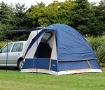 Sportz by Napier Dome to Go Rear Tent for Hatchbacks and Wagons