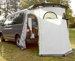 Fritz Rear Tent/Shower for Mid Sized Vans