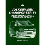 1992 - 1995 EuroVan VW T4 Workshop Manual