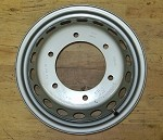 "Used 16"" Steel Wheels for 2007 -  2013 Sprinter 3500"