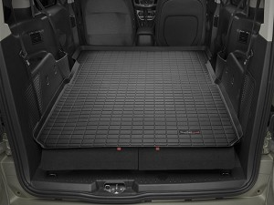 2014 - 2019 Ford Transit Connect Wagon WeatherTech Cargo Liner - Fits LWB Wagon only