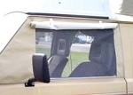Deluxe Windshield Cover with Screens for 1980 - 1991 VW Vanagon (all models)