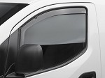 2014 - 2018 Nissan 200 & Chevy City Express Wind & Rain Deflectors (Light Tint) Free Shipping!