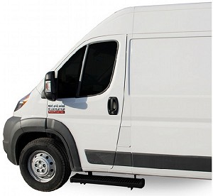 "2014 - 2019 Ram ProMaster Grip Steps Driver Side only Cab Step - one 36"" cab step *see notes for fit"