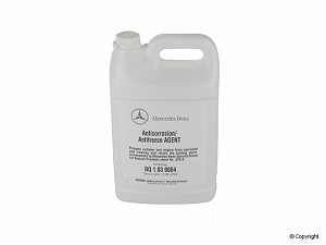 2001 - 2018 Sprinter Engine Coolant / Antifreeze BLUE; G48; MB Spec 325.0 (do not mix with yellow coolant)