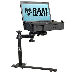 2015 - on Dodge Ram ProMaster City no-drill laptop mount