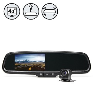 Backup Camera System for 2015 & up Ram ProMaster City Vans
