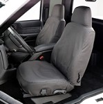 2009 - 2014 Ford XL & XLT Wagon E Series Van SeatSavers Custom Seat Covers - front bucket seats only