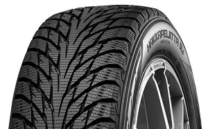 Nokian Hakkapelitta R3 Winter Tires 225/60-16 102R XL load range for 2001 - 2003 VW EuroVan *FREE SHIPPING!